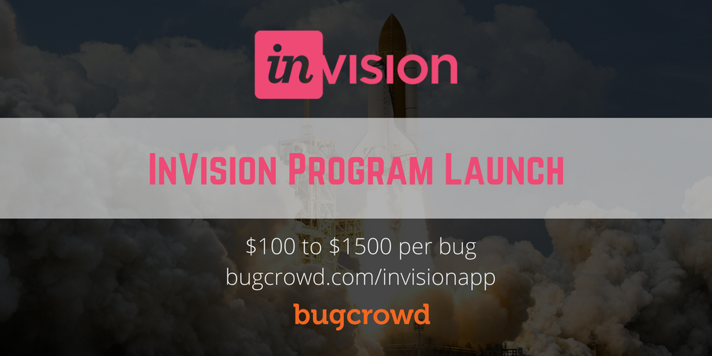 Bugcrowd Partners With InVision To Fortify Design Platform Through Crowdsourced Security Program