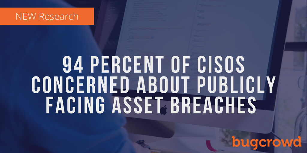 New Research: 94 Percent of CISOs Concerned About Publicly Facing Asset Breaches in 2017