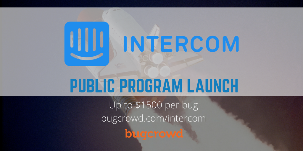 Intercom Secures Customer Communications Through Bugcrowd Bug Bounty Program