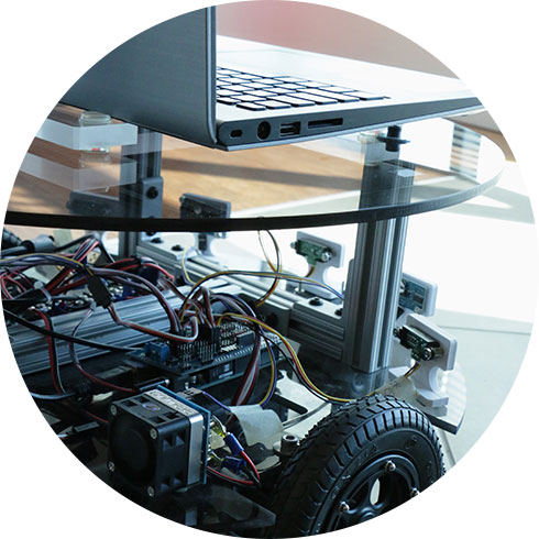 Embedded Systems, Robotics and IoT