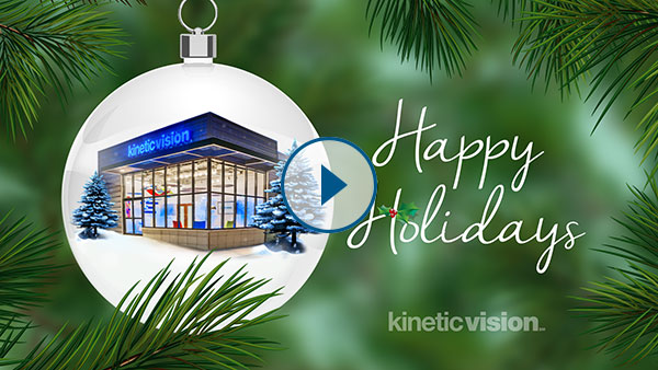 Happy Holidays from Kinetic Vision image