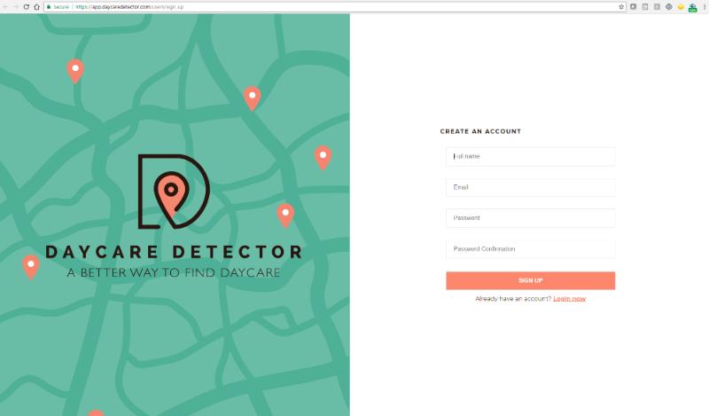 daycare-detector-provider-portal