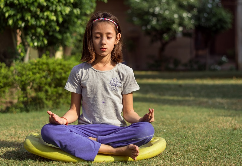 Breathing Exercises to Help Children Calm Down.