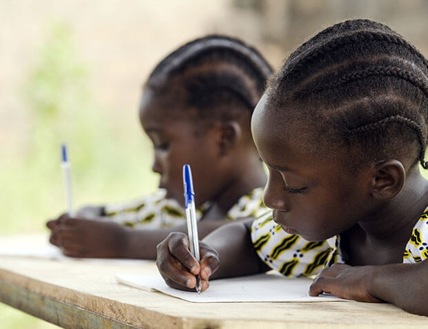 Teaching in Ghana