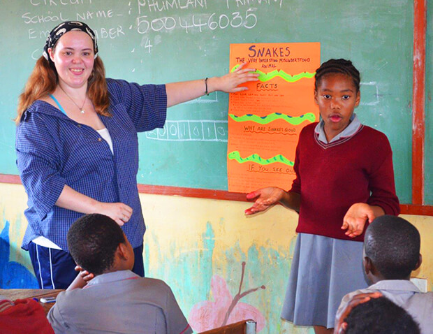 Teaching Volunteering in Tanzania
