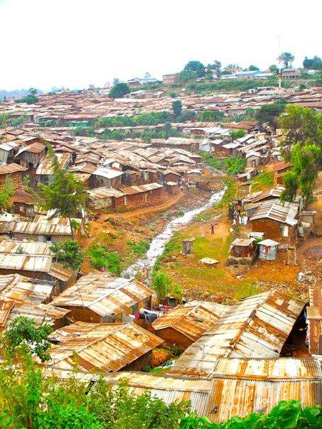 Kenya IDP camp