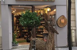 Un nouveaux magasin à Paris