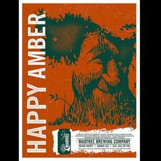 HAPPY AMBER poster