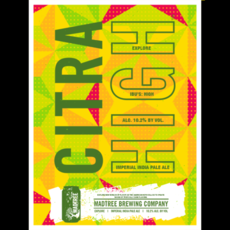 CITRA HIGH poster