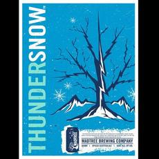 THUNDERSNOW poster