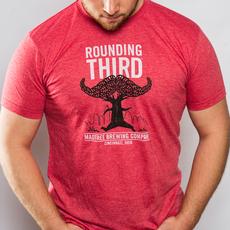 ROUNDING THIRD shirt