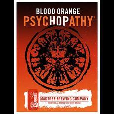BLOOD ORANGE PSYCHOPATHY poster