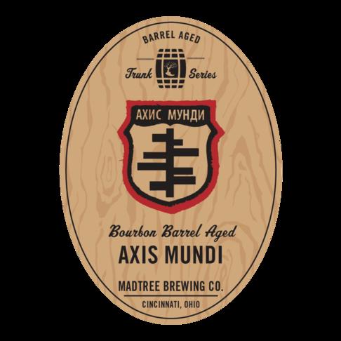 BOURBON BARREL AGED AXIS MUNDI