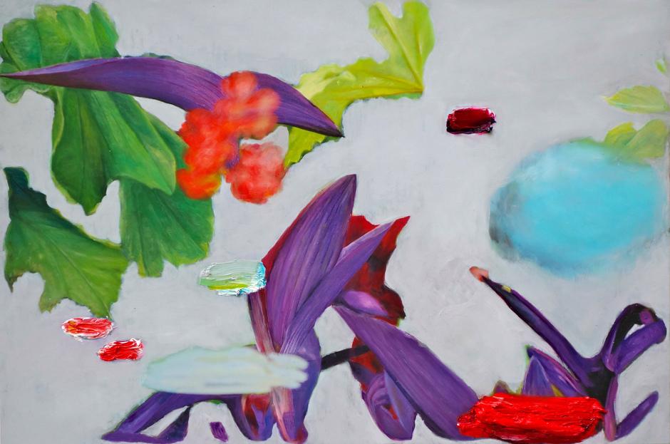 Eva Rosenstiel _ Neues von Blumen